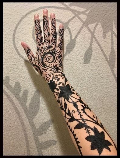 Image Result For Feyre Tattoo Rosas Y Espinas Tatuajes Trono