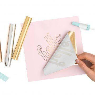 Foil Quill All In One Kit Quilling Diy Foil Foil