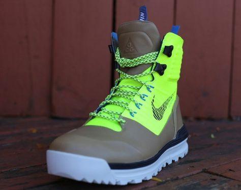 size 40 3d301 7988d ... Nike Lunar Terra Arktos - Volt Khaki Swoosh Pinterest Nike ...