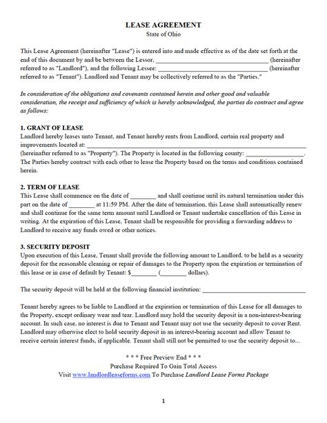 Maryland Residential Lease Agreement All 50 States Residential - rental agreement letters
