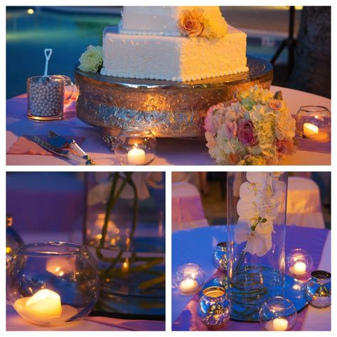 panama city beach reception packages by princess wedding co
