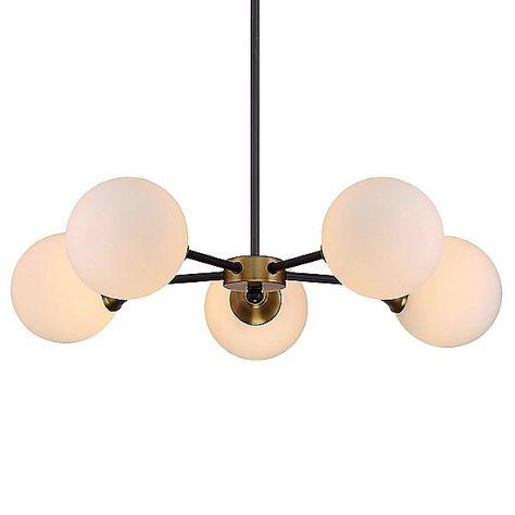 Bruce 5 Light Chandelier | Chandelier lighting, 5 light
