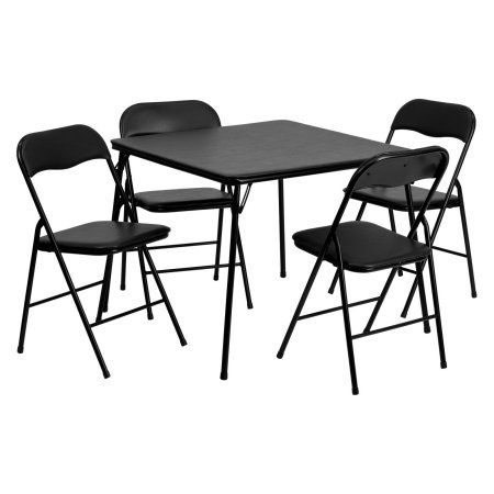 Home Card Table Chairs Table Chair Sets Card Table Set
