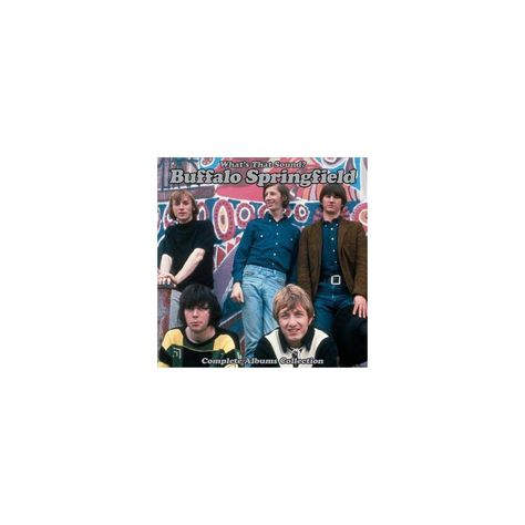 Buffalo Springfield What S That Sound Complete Albums Collection Vinyl Rock And Roll Springfield Vinyl