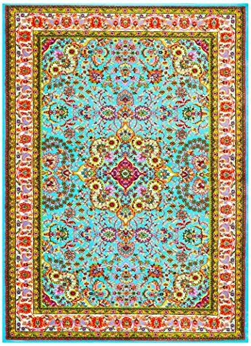 10015 Blue 7 10x10 6 Area Rug Carpet Large New Persian Ar Rugs On Carpet Large Carpet Oriental Area Rugs