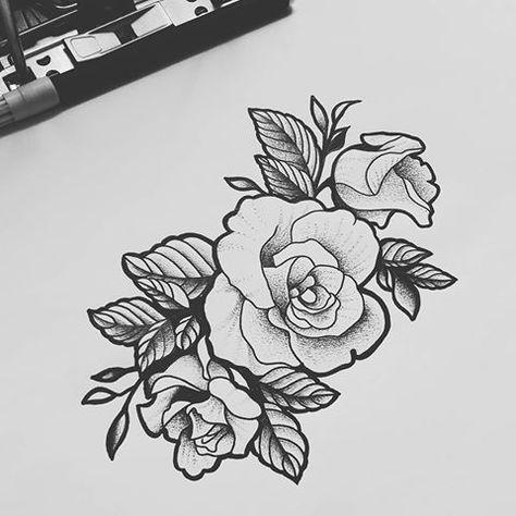Pohozhee Izobrazhenie Tatuaje Rosa Hombro Tatuajes Pierna Tatuajes De Rosas Para Hombres