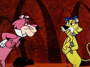 Yowp Snagglepuss In Rent And Rave Hanna Barbera Cartoons Vintage Cartoon Ozark