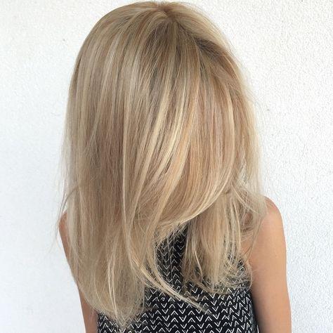 Medium Neutral Blonde Neutral Blonde Soft Blonde Hair Neutral