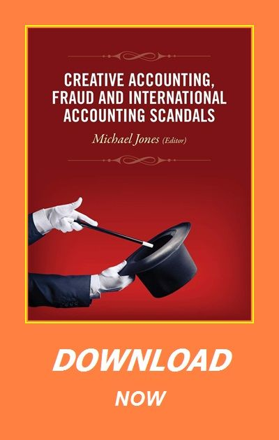 Creative Accounting Fraud And International Accounting Scandals International Accounting Scandal Family History