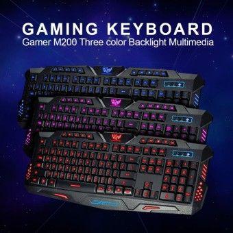 Reviews Gigaware Gaming M200 3LED RGB Ergonomic Gaming