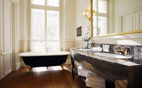 Badezimmer Tapeten Ideen Modernes Badezimmerdesign Bad Styling