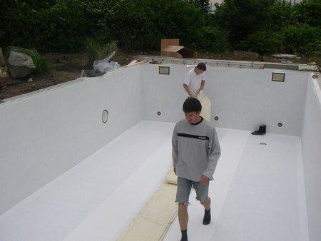 Styropor Pool Selber Bauen Baubericht Erfahrungen Pooldoktor At Pools Modern Pools Luxury Pool Pool