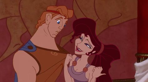Hercules is Secretly the Most Romantic Movie of all Time | Oh My Disney