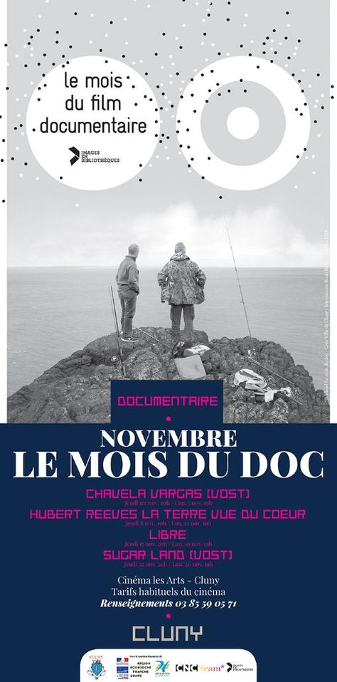 Le Mois Du Doc En Novembre 2018 A Cluny Les Arts Cinema Film