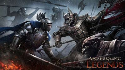 Arcane Quest Legends MOD APK + DATA Acts Unlocked v1 0 7