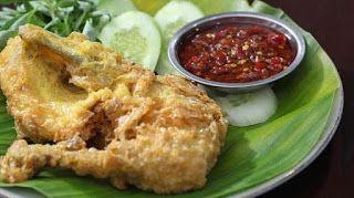 Resep Masakan Indonesia Resep Ayam Goreng Balut Telur Resep Ayam Masakan Makan Malam