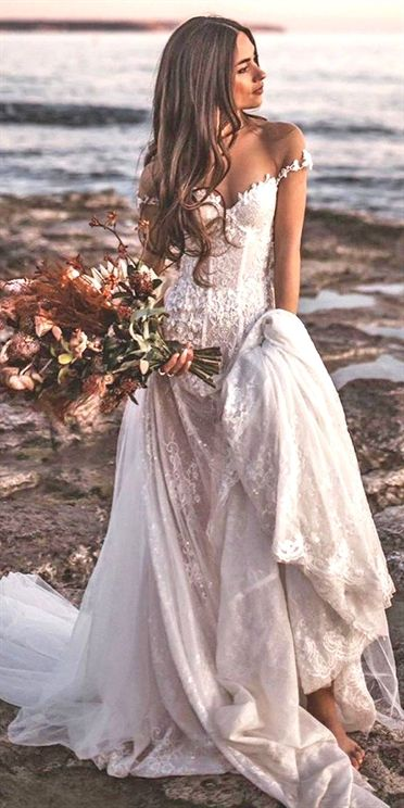 Weddings Gone Wrong 2018 Wedding Hairstyles For Medium Hair Weddings Uk 2020 Cheap We In 2020 Dream Wedding Dress Lace A Line Wedding Dress Wedding Dresses Lace