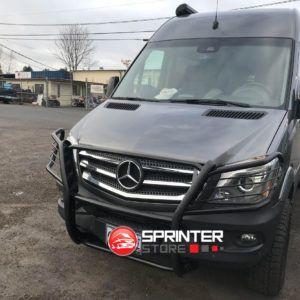 Sprinter Van Grill Guard Bumper 2007 2018 Sprinter Van