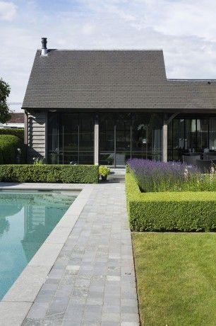 Bijgebouw, juiste kleurtonen, past perfect bij ons rieten dak   Home ...