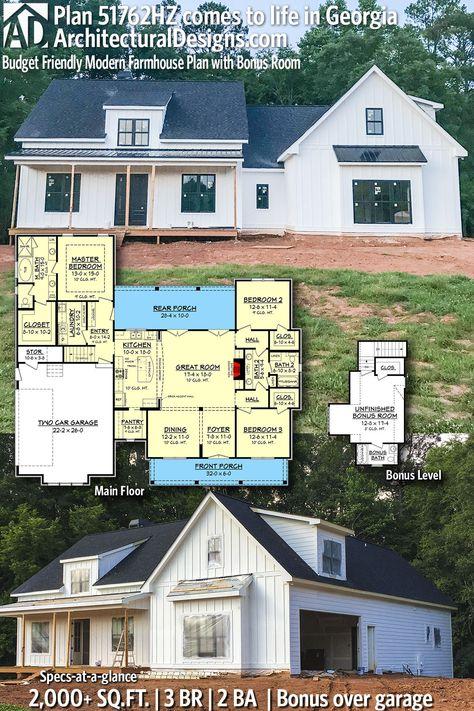 55 Ideas Farmhouse House Plans 1800 Sq Ft Dream Homes