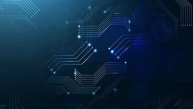 Blue Technology Chromebook Wallpaper Technology Wallpaper Uhd Wallpaper Blue Background Wallpapers