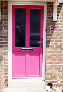 The English Door Company Entrance, Front, External and Exterior uPVC ...