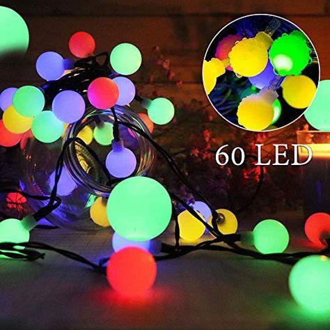 RGB DEL lampe solaire Intérieur Extérieur Jardin Paysage Chemin Lanterne Colorful Changement