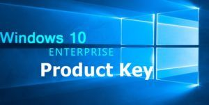 Windows 10 Enterprise Product Key Activation Key Free 100 Working In 2020 Windows 10 Enterprise Windows