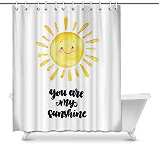 Interestprint Valentine Love Quotes You Are My Sunshine With