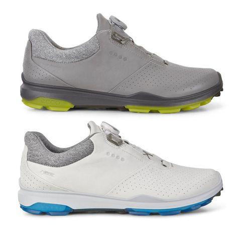 big sale 7f8a3 d3252 ECCO 2018 Mens Biom Hybrid 3 BOA Golf Shoes 155814 - Pick Color   Size!BiomHybridBOA