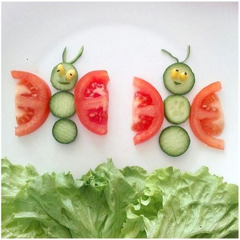 5 Creative And Easy DIY Food Decoration Ideas (food art