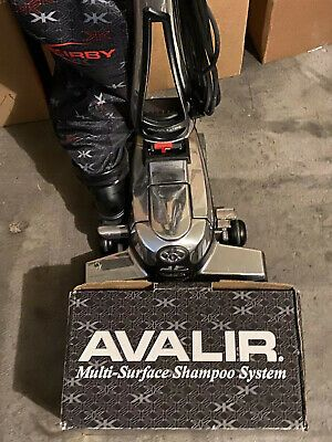 Kirby Avalir G10d Upright Vacuum Cleaner With Shampooer Read Description Ebay In 2020 Upright Vacuum Cleaner Upright Vacuums Kirby Avalir