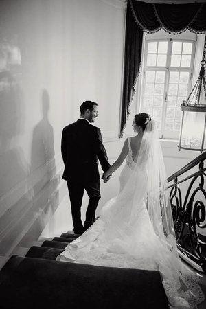 Glen Manor House Staircase Wedding Photo Wedding Photography Lefebvre Photography In 2019 Wedding Indoor Wedding Photos Wedding Couple Pictures