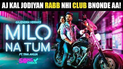 Milo Na Tum Lyrics Lata Mangeshkar In 2020 Album Songs Music Videos Youtube Videos Music