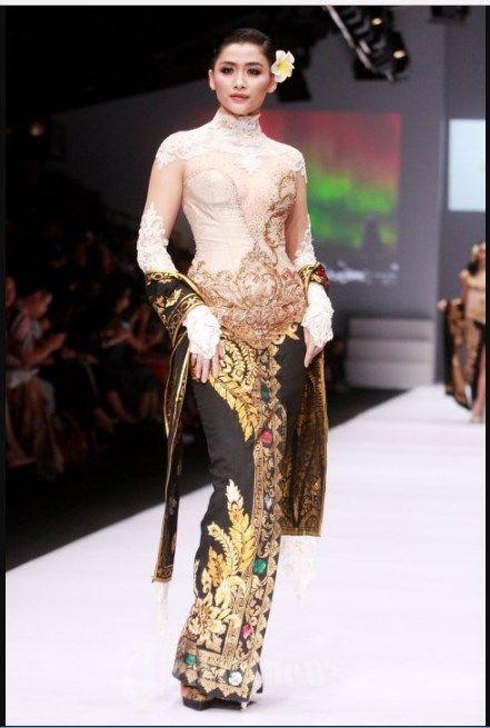 All Picture About Kebaya 18 Model Kebaya Wisuda Anne Avantie