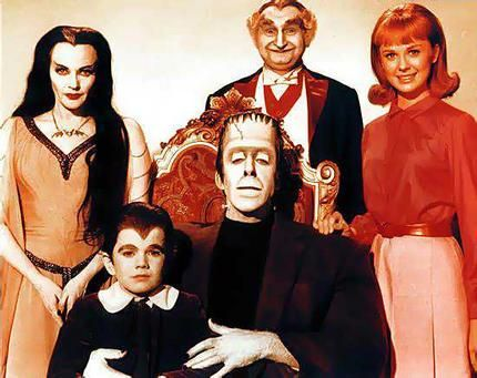 The Munsters 1964 - 1966