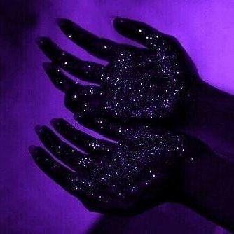 I can't wait til I die  #purple #purpleaesthetic #glitterhands #sadaesthetic #depression #tøp #clique #aesthetic #vaporwave #tumblrart #tumblraesthetic