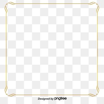 European And American Style Gold Border Vector Material Western Style Gold Frame Vector Border Png Transparent Clipart Image And Psd File For Free Download Graphic Design Background Templates Clip Art Vector