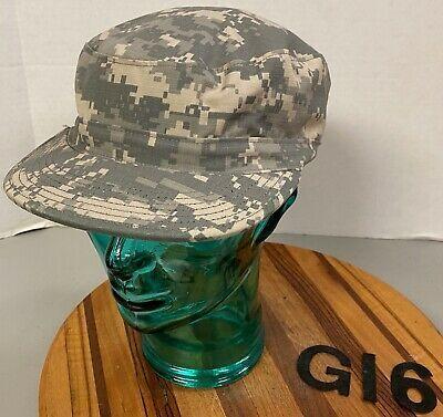 Nwt Us Military Patrol Cap Hat Digital Camo Size 7 3 8 Digital Camo Baseball Hats Caps Hats