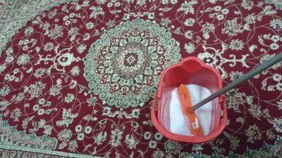 كيفية تنظيف السجاد وهو مفروش Home Decor Decor Rugs