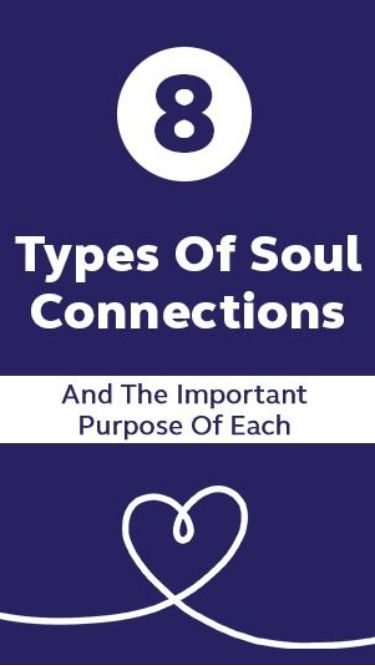 8 Types of Soul Connections