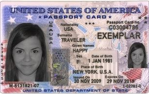 Don T Know What Documents Are Required For A Us Passport Id Card