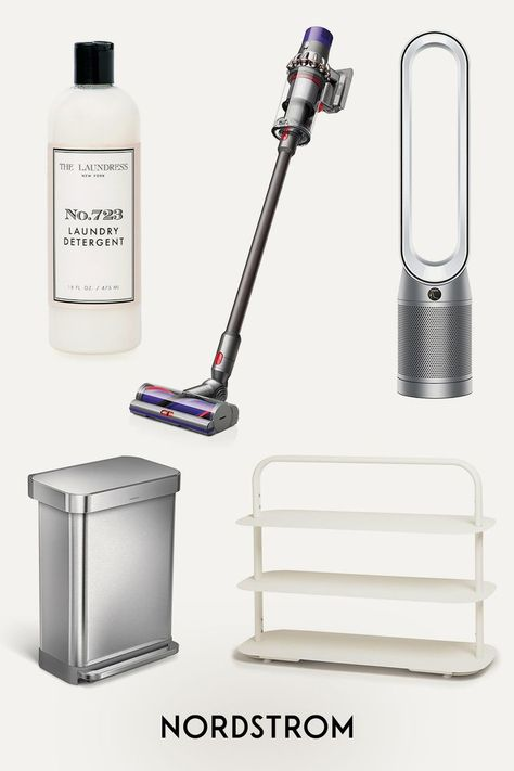 Looking for an easier way to keep the house clean? Streamline everyday chores with products that combine function and thoughtful designs for the ultimate efficiency.