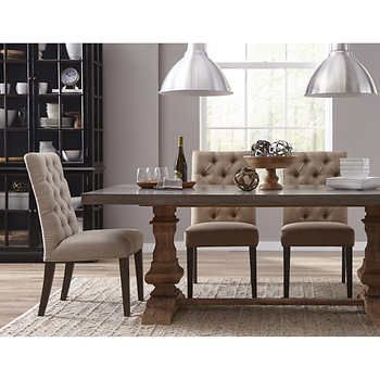 Echo Ridge Dining Table Dining Table Rectangular Dining Table Farmhouse Dining