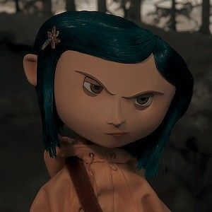 Pin By On Pfp Coraline Aesthetic Coraline Art Cartoon Profile Pictures