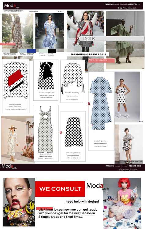 Resort 2019 fashion trends only at www.modacable.com....follow us for motore!!