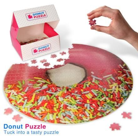 donut puzzle- this would be awesome for AJ