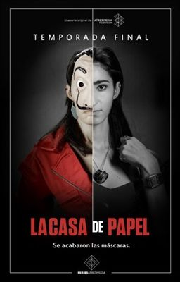 La Casa De Papel Poster Con Immagini Case Di Carta Sfondi