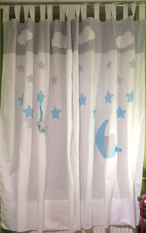 Paire de rideaux 140 X 200 chaque rideau 190\u20ac Rideaux pour chambre