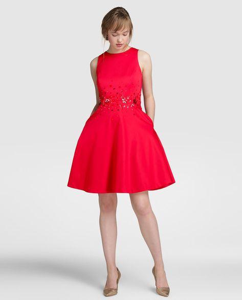 Corte ingles vestidos rojos